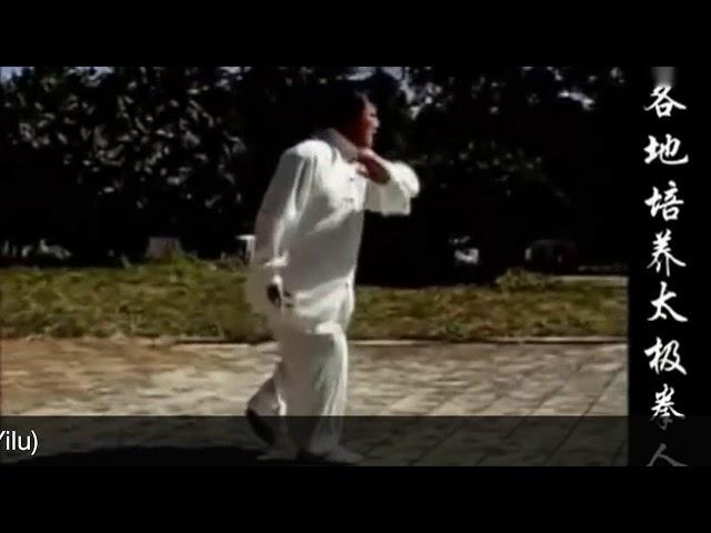 Chen Shi Tong - Tai Chi style Chen Laojia Yilu  [陈氏太极拳老架 Taijiquan style Chen]