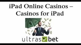iPad Online Casinos – Casinos for iPad