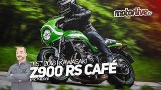 KAWASAKI Z900RS CAFÉ | TEST 2018