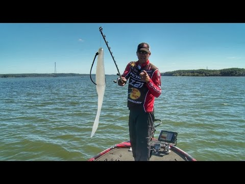 Thumbnail: Fishing Soft Jerkbaits Fast for Bass with KVD