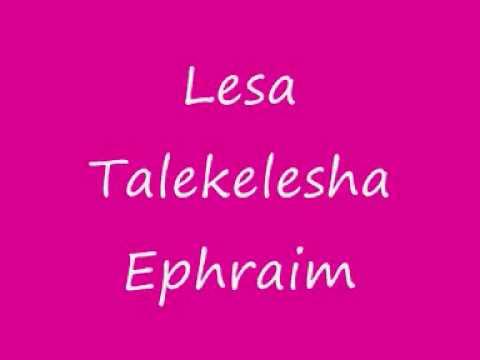 Ephraim Lesa Talekelesha