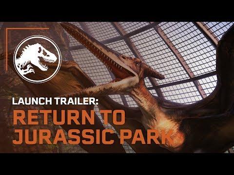 jurassic-world-evolution:-return-to-jurassic-park-launch-trailer