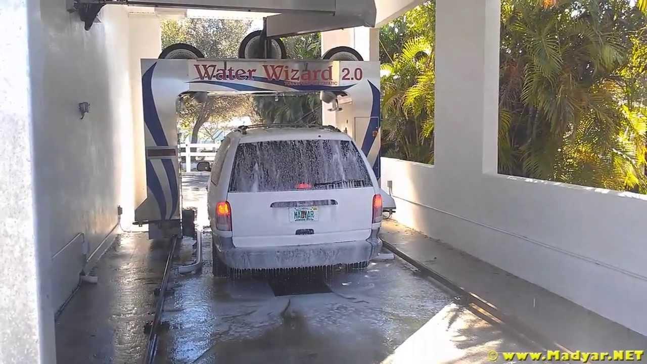 Water Wizard Car Wash