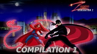 Zorro Generation Z - Compilation 1 (1h30 of cartoon)