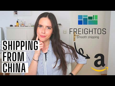 How to book a FREIGHT FORWARDER for Amazon FBA - Shipping to Amazon FBA