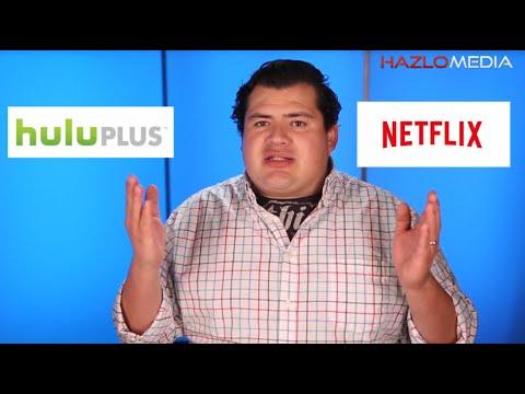 Netflix y Hulu Plus: Los pros y los contras  Hazlo Media