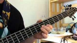 Little Less Conversation Bass Cover