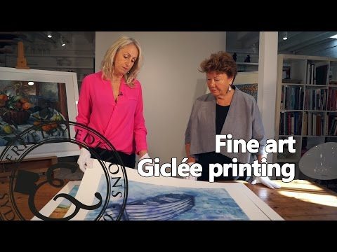 Giclée Printing - Bringing fine art reproductions to your space with Berkeley Editions