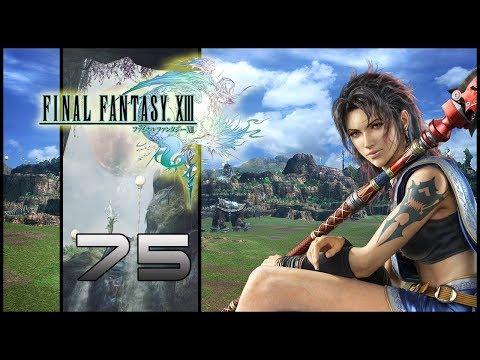 Guia Final Fantasy XIII (PS3) Parte 75 - Circulo de Misiones de la estepa (1-2)