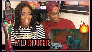 DJ Khaled Wild Thoughts Ft Rihanna Bryson Tiller REACTION COUPLE REACTS