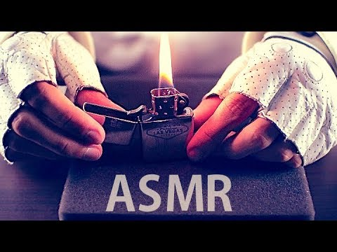 [ASMR] Replacing Zippo Flint - NO TALKING