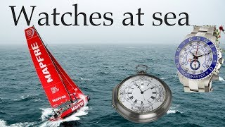 Watches at Sea with Carlos LIVE