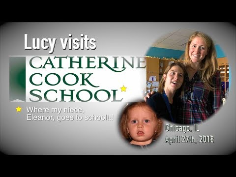 Team Lucy Meyer: Catherine Cook School in Chicago, IL 4-27-18