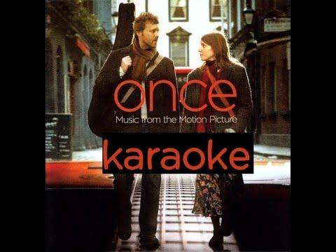 Falling slowly - Once karaoke