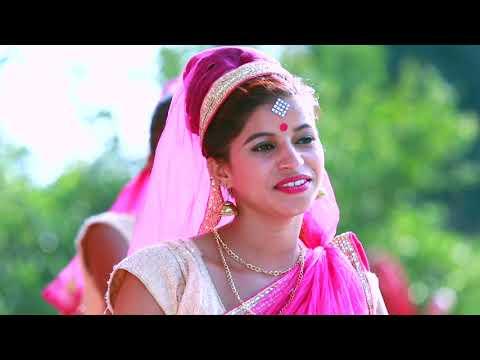 2017 का हिट देवी गीत -Jhula Jhule Saato Bahiniya - Bhawani Maiya Jhula Jhule - Supari Lal Sangam