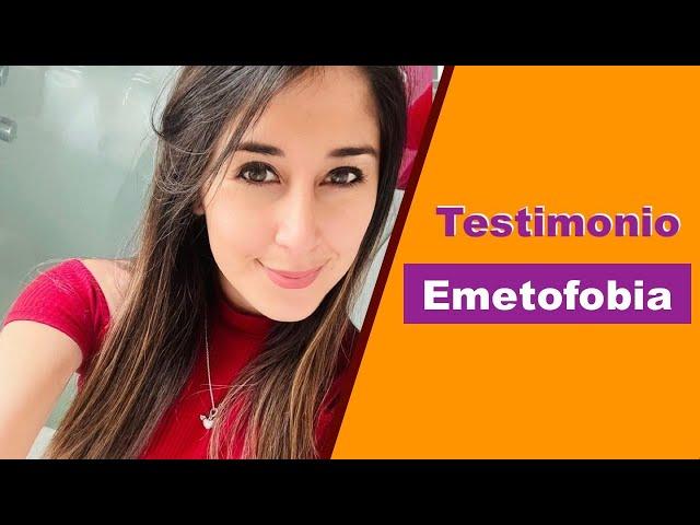 EMETOFOBIA. Testimonio real de una chica con fobia a vomitar y al vómito