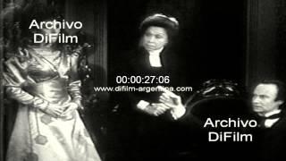 "DiFilm - Promo telenovela ""El Leon y La Rosa"" con Silvia Montanari 1979"