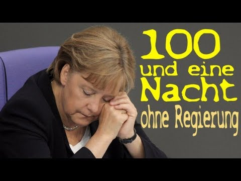 100 und eine Nacht ohne Regierung - Weniger Staat mehr Kuchen ? x8l