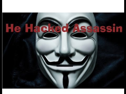 Roblox/Assassin/HE HACKED!!!