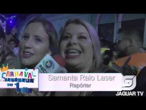 Bastidores do Carnaval de Jaguarão -  Parte 01