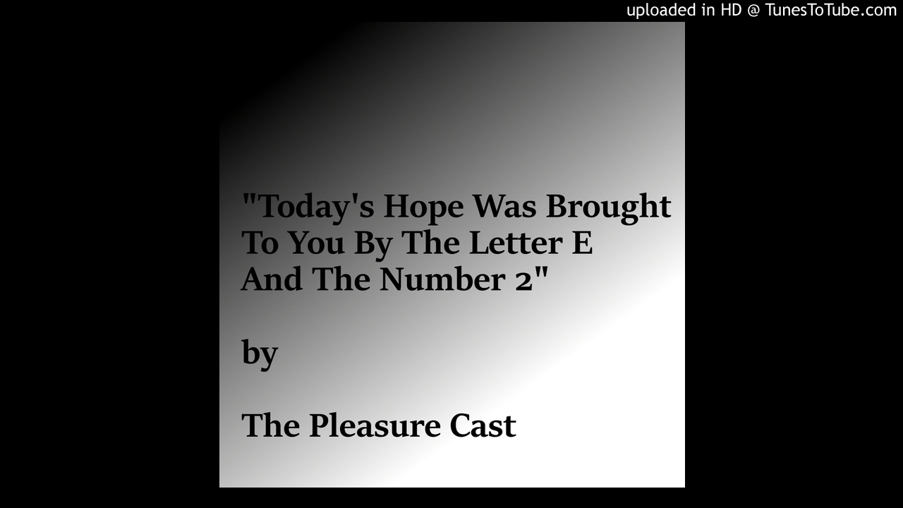 Today is the birthday of the letter E