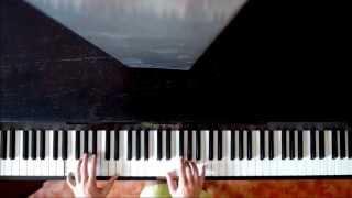Sebastian - Toulavá (piano cover)