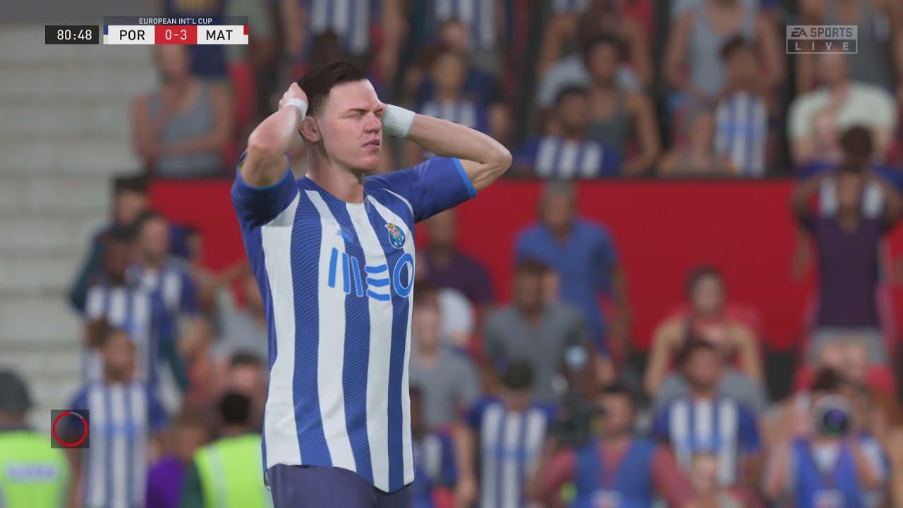 Download Amazing Save Maarten Vandevoordt MAT Tetouan against Porto FIFA 22
