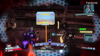 "Borderlands 2 Legendary Weeapons guide ""Pendemic"""