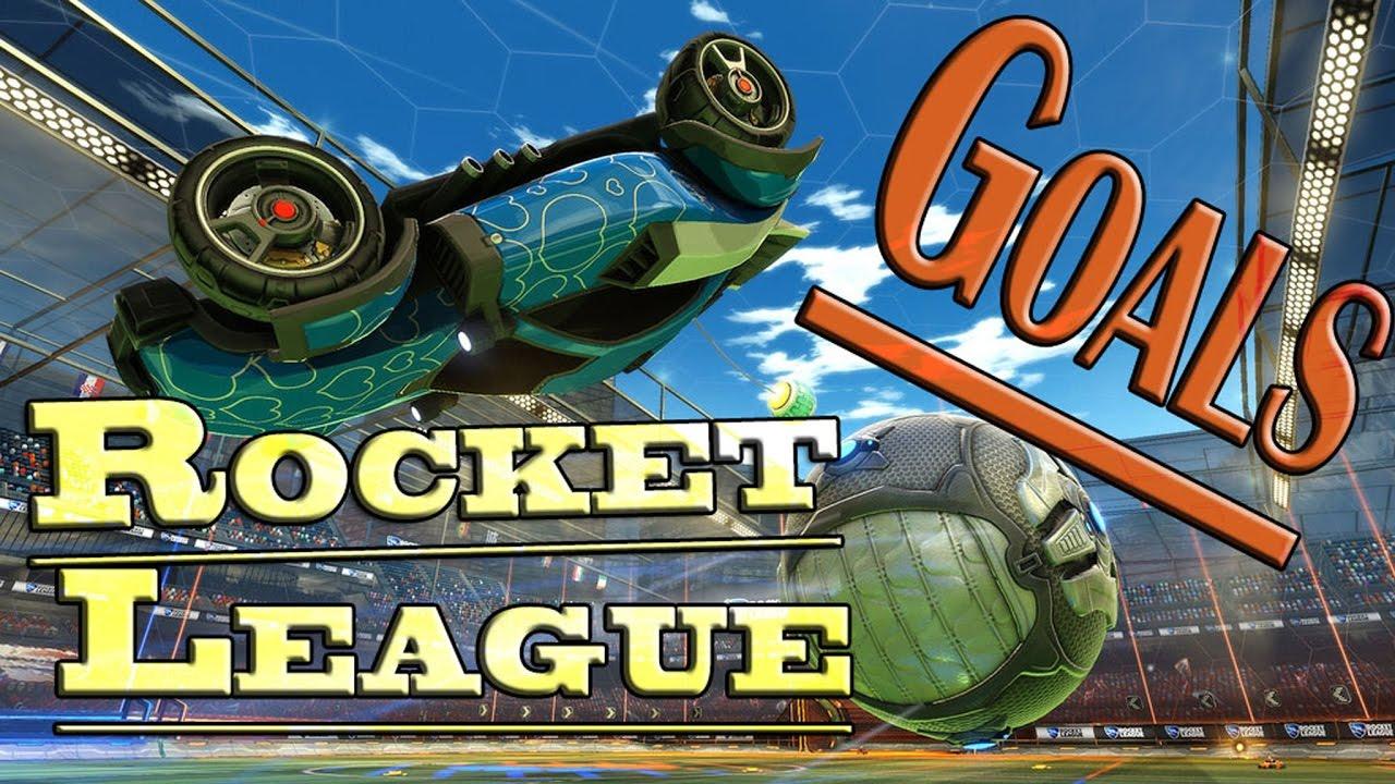 🎮 ROCKET LEAGUE SUPER COOL Goals DeLorean DMC-12 | СУПЕР КРУТЫЕ ГОЛЫ В ROCKET LEAGUE