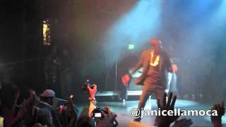 "Big Sean - ""Five Bucks (I Got 5 On It)"" and brings out Wiz Khalifa"