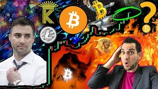 Bitcoin is Going Crazy!!! Bull Run or Sucker's Rally?!? Professional Trader Krown Explains...