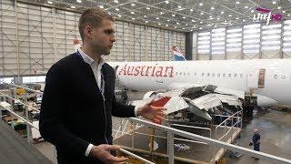 Mokslo sriuba: apie keleivinius lėktuvus ir jų remontą