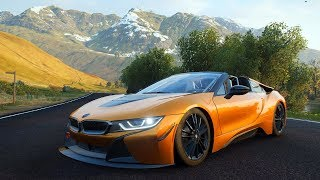 2018 BMW i8 ROADSTER - Forza Horizon 4 - Part 26