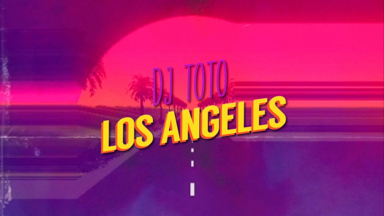 DJ ToTo - Los Angeles - YouTube