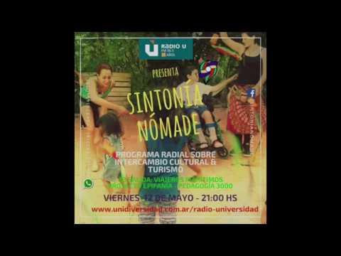 Sintonía Nómade #3 Salida: Viajes con proyectos sociales - Pedagogía 3000