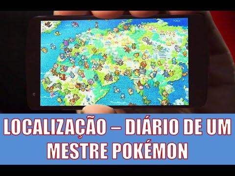 Localização especifica 17/01/2016 - Diário de um Mestre Pokémon   Pokémon GO