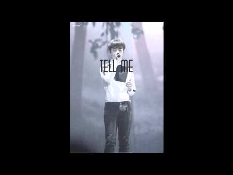 [PART 1]_EXO's D.O./Do Kyungsoo(엑소의 디오/도경수) - TELL ME (Tell Me What Is Love Mix)