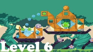 Angry Birds Friends - Pig Tales - Level 6 / 3 stars