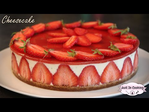 recette-de-cheesecake-à-la-fraise
