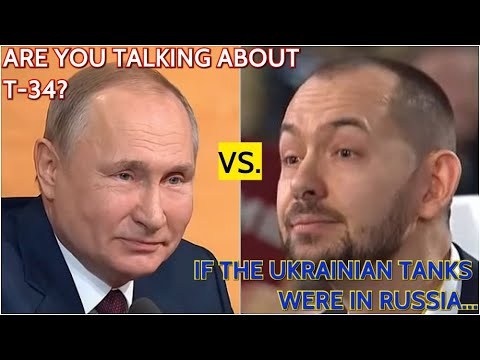 THE BOSS! Putin Puts Ukranian Journo In Place After Him Trying To Provoke The Russian President!