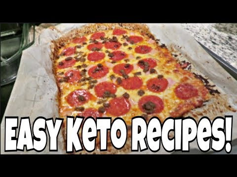 Keto Day of Eating | 4 KETO MEALS TO TRY! | QUICK & EASY Mp3