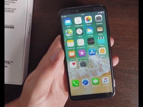 Точная копия iPhone 6S на Android - YouTube