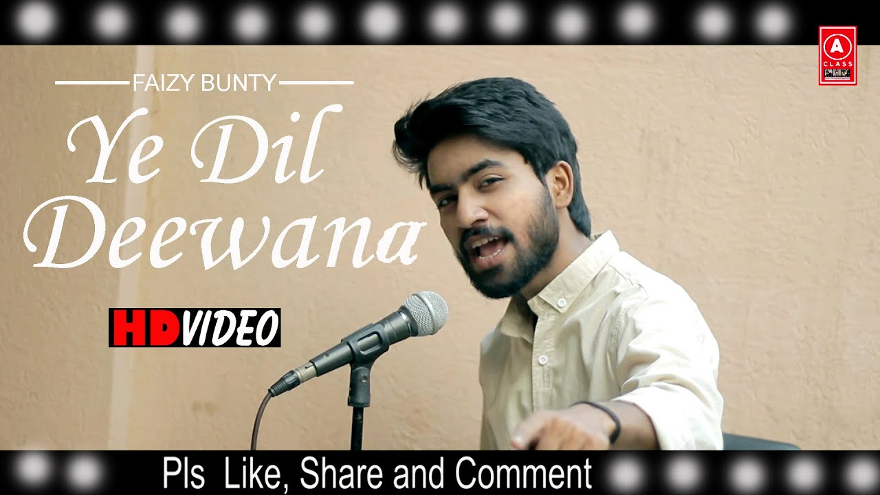 Yeh Dil Deewana Remix | FaizyBunty Rendition | Best Cover 2020