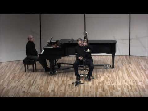 Faculty Recital: Scott Anderson, Trombone