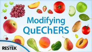 Did You Know QuEChERS Was Made to be Modified?