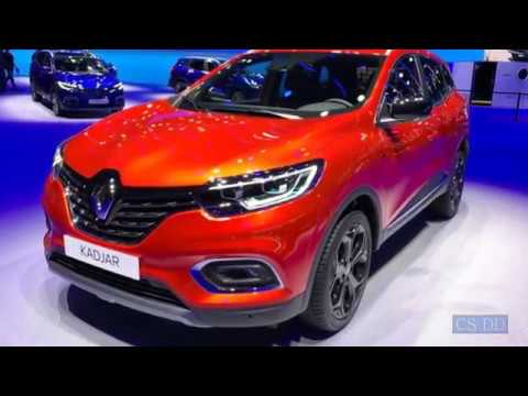 2019 renault kadjar facelift paris live youtube. Black Bedroom Furniture Sets. Home Design Ideas