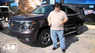 2015 Chevrolet Tahoe Z71 at State Fair of Texas