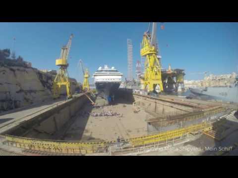 Palumbo Shipyard Mein Schiff