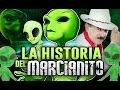 LA HISTORIA DEL MARCIANITO 100% REAL NO FAKE