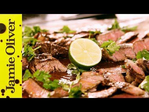 Jamie's Chinese Rib Eye Steak